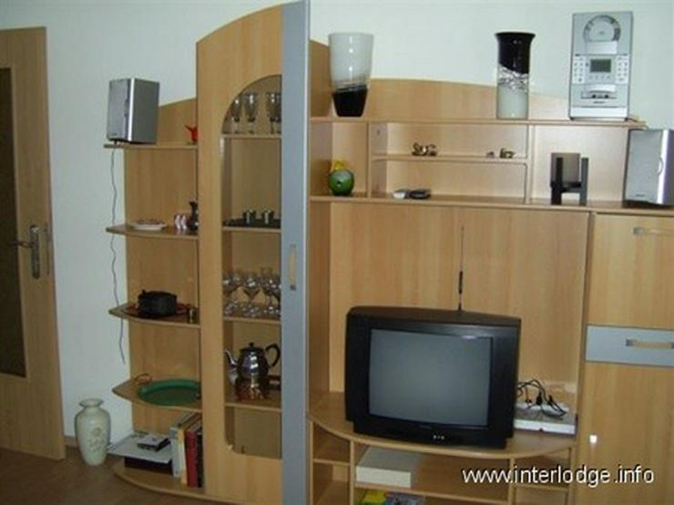 Bild 4: INTERLODGE Komplett möblierte Wohnung mit 2 Schlafzimmern in der Essener Innenstadt.