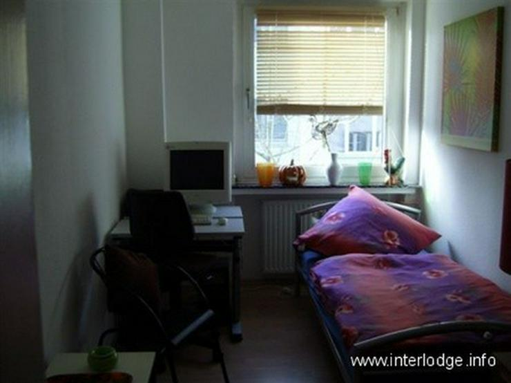 Bild 3: INTERLODGE Komplett möblierte Wohnung mit 2 Schlafzimmern in der Essener Innenstadt.