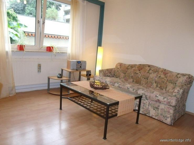 Bild 2: INTERLODGE Komplett möblierte Wohnung in der Essener Innenstadt.