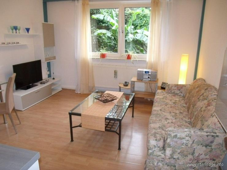 INTERLODGE Komplett möblierte Wohnung in der Essener Innenstadt. - Wohnen auf Zeit - Bild 1