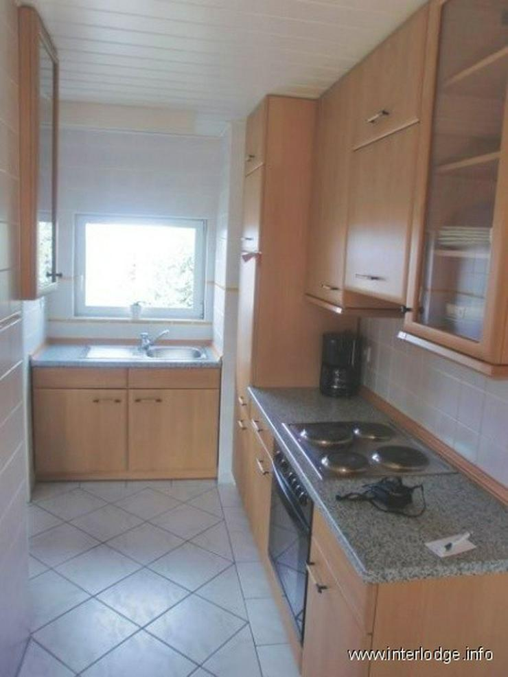 Bild 4: INTERLODGE Sehr gemütlich und modern möbliertes DG-Apartment in Essen-Bredeney