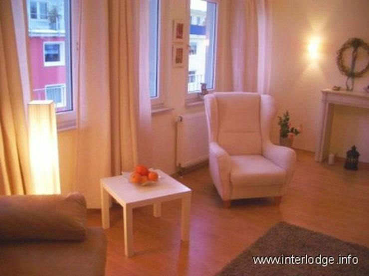 INTERLODGE Modern, stilsicher ausgestattete Wohnung mit Internet und PKW-Stellplatz in Ess... - Wohnen auf Zeit - Bild 1