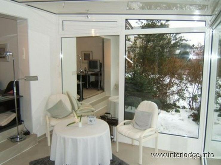 Bild 4: INTERLODGE Möblierte Wohnung mit traumhaften Wintergarten und Internet in Grünlage in Es...