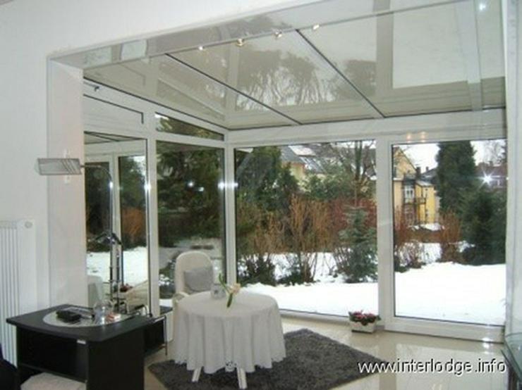 INTERLODGE Möblierte Wohnung mit traumhaften Wintergarten und Internet in Grünlage in Es... - Wohnen auf Zeit - Bild 1