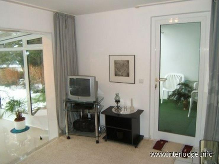 Bild 3: INTERLODGE Möblierte Wohnung mit traumhaften Wintergarten und Internet in Grünlage in Es...