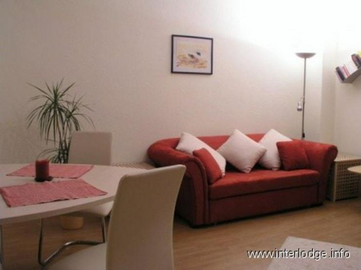 Bild 2: INTERLODGE Schickes, vollständig möbliertes Apartment im Ostviertel der Essener City.