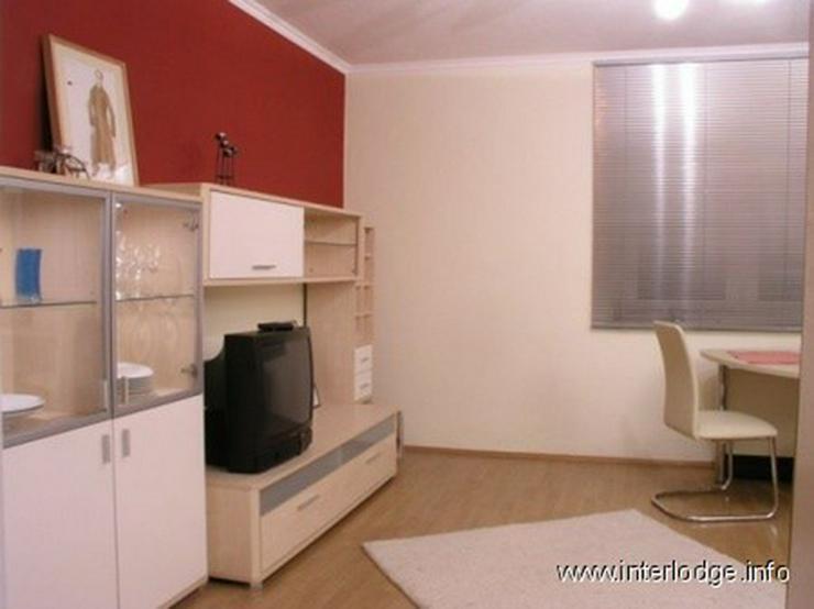 Bild 3: INTERLODGE Schickes, vollständig möbliertes Apartment im Ostviertel der Essener City.
