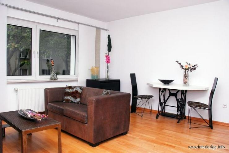 Bild 3: INTERLODGE Sehr geschmackvoll und modern möblierte Wohnung mitten in Essen-Holstehausen.