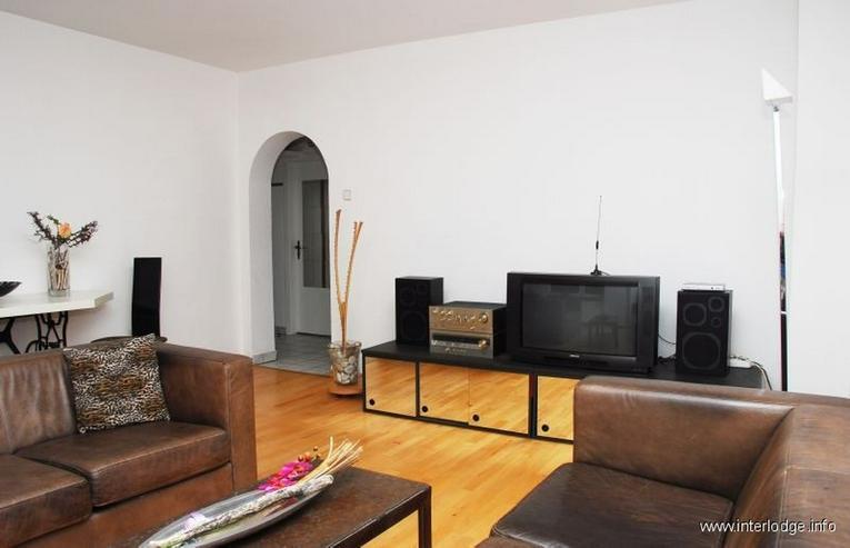 Bild 2: INTERLODGE Sehr geschmackvoll und modern möblierte Wohnung mitten in Essen-Holstehausen.