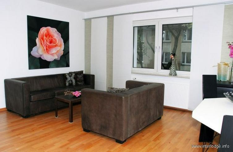 INTERLODGE Sehr geschmackvoll und modern möblierte Wohnung mitten in Essen-Holstehausen. - Wohnen auf Zeit - Bild 1
