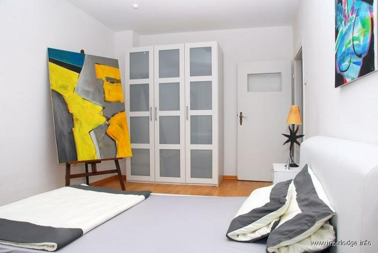 Bild 6: INTERLODGE Sehr geschmackvoll und modern möblierte Wohnung mitten in Essen-Holstehausen.