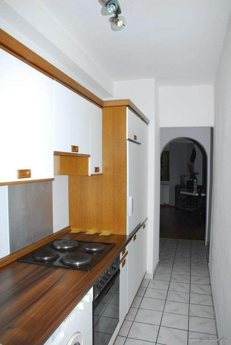 Bild 5: INTERLODGE Sehr geschmackvoll und modern möblierte Wohnung mitten in Essen-Holstehausen.