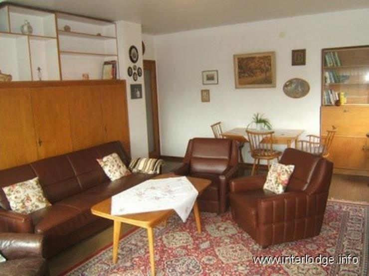Bild 4: INTERLODGE Komplett möblierte Wohnung mit Balkon in Essen-Hosterhausen (Nähe Uni-Kliniku...