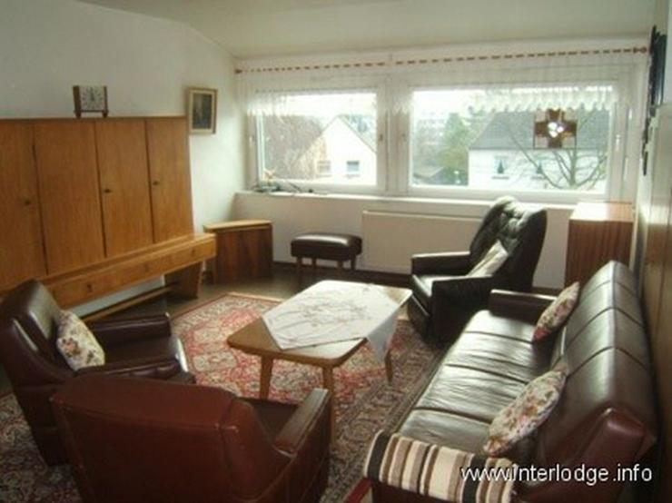 Bild 2: INTERLODGE Komplett möblierte Wohnung mit Balkon in Essen-Hosterhausen (Nähe Uni-Kliniku...