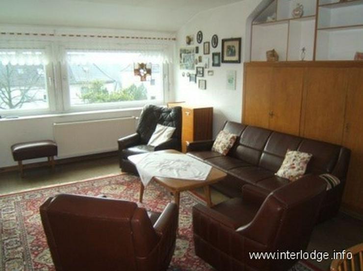 Bild 3: INTERLODGE Komplett möblierte Wohnung mit Balkon in Essen-Hosterhausen (Nähe Uni-Kliniku...