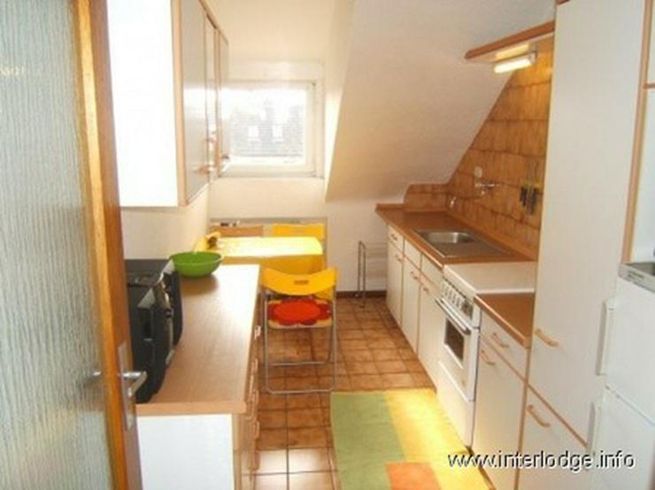 Bild 6: INTERLODGE Komplett möblierte Wohnung mit Balkon in Essen-Hosterhausen (Nähe Uni-Kliniku...