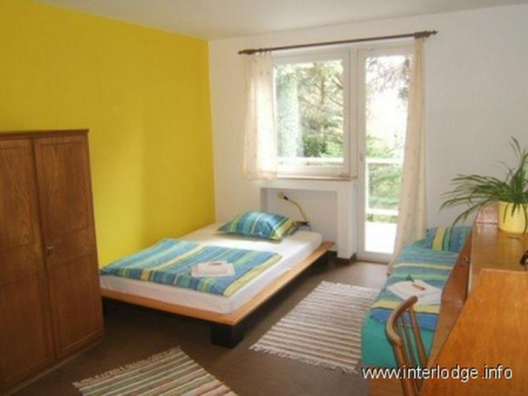 Bild 5: INTERLODGE Komplett möblierte Wohnung mit Balkon in Essen-Hosterhausen (Nähe Uni-Kliniku...