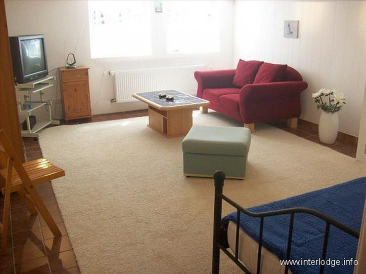 INTERLODGE Komplett möbliertes Apartment mit Gartennutzung in Neuss-Weckhoven - Wohnen auf Zeit - Bild 1