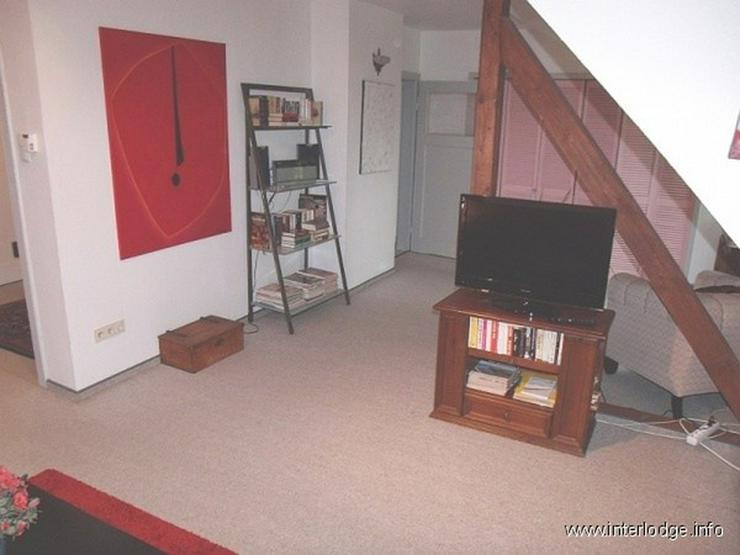 Bild 4: INTERLODGE Möblierte 4-Zimmerwohnung mit gehobener Ausstattung in Essen-Rüttenscheid