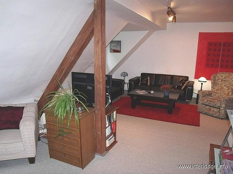 INTERLODGE Möblierte 4-Zimmerwohnung mit gehobener Ausstattung in Essen-Rüttenscheid - Wohnen auf Zeit - Bild 1