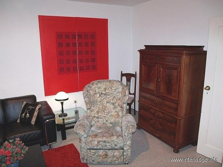 Bild 2: INTERLODGE Möblierte 4-Zimmerwohnung mit gehobener Ausstattung in Essen-Rüttenscheid
