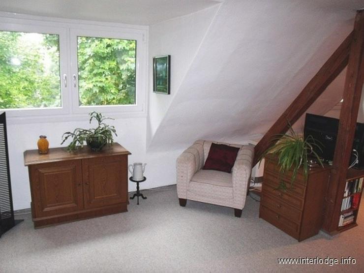 Bild 3: INTERLODGE Möblierte 4-Zimmerwohnung mit gehobener Ausstattung in Essen-Rüttenscheid