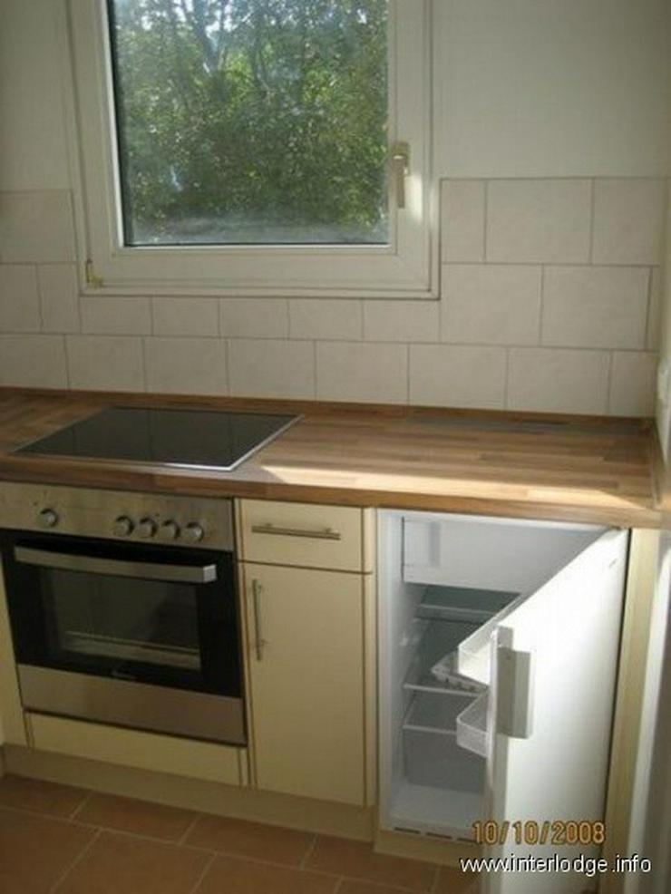 Bild 4: INTERLODGE Modern möblierte 2 Raum Wohnung mit Gartennutzung. Citynah in Essen-Huttrop