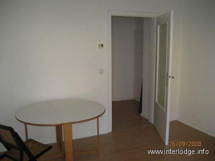 Bild 5: INTERLODGE Modern möblierte 2 Raum Wohnung mit Gartennutzung. Citynah in Essen-Huttrop