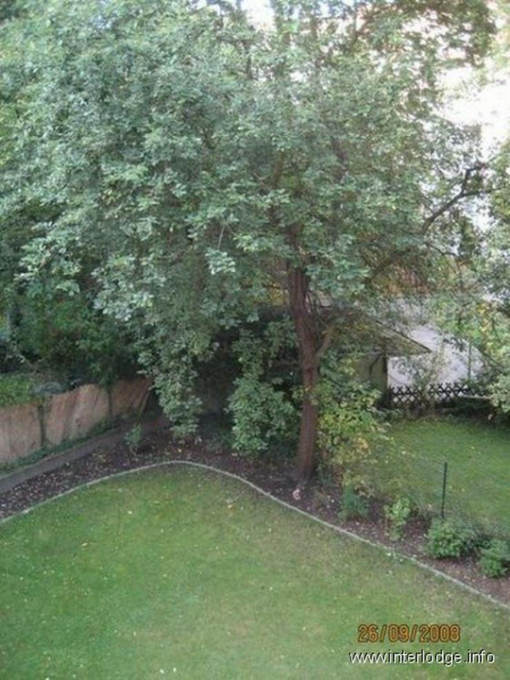 Bild 2: INTERLODGE Modern möblierte 2 Raum Wohnung mit Gartennutzung. Citynah in Essen-Huttrop