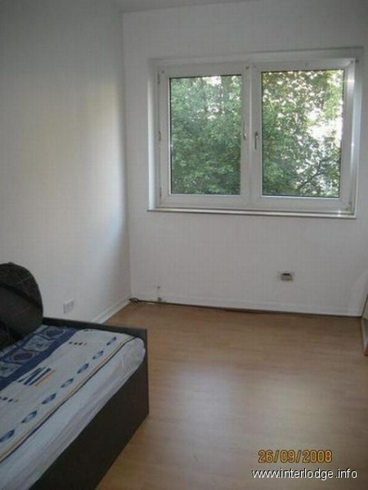 INTERLODGE Modern möblierte 2 Raum Wohnung mit Gartennutzung. Citynah in Essen-Huttrop - Wohnen auf Zeit - Bild 1