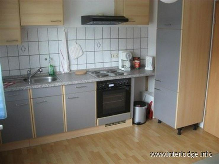 Bild 6: INTERLODGE Modern möblierte 2 Raumwohnung mit Gartennutzung in Essen-Altenessen