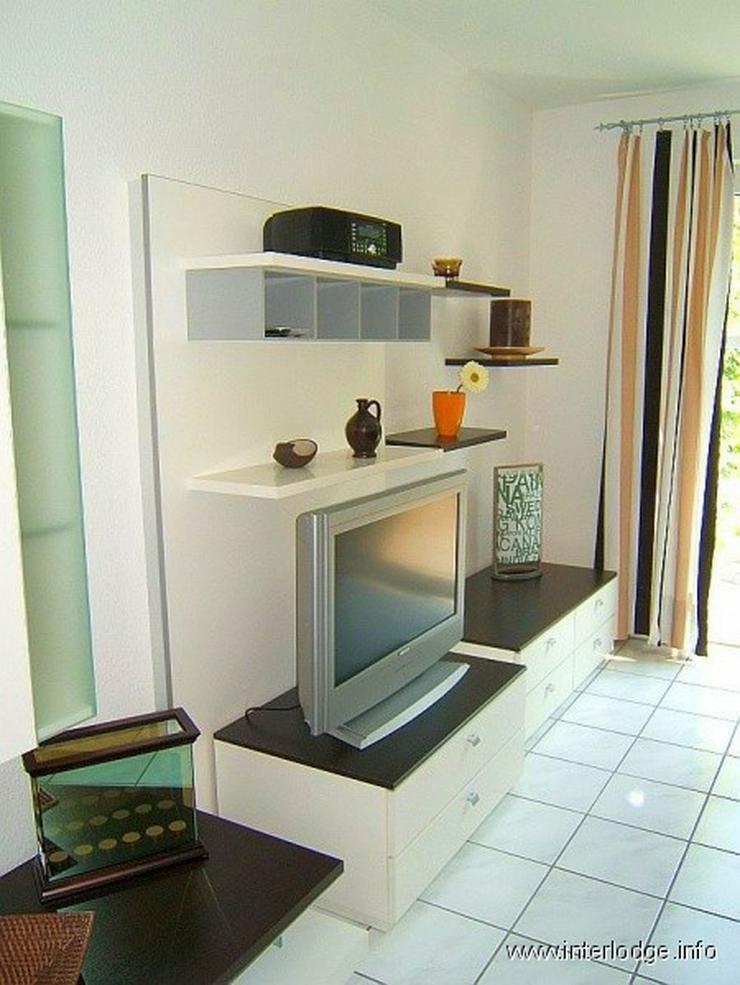 Bild 4: INTERLODGE Möbliertes Apartment mit 2 Terrassen und Garten in ruhiger Grünlage in Essen-...