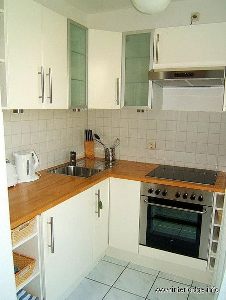 Bild 5: INTERLODGE Möbliertes Apartment mit 2 Terrassen und Garten in ruhiger Grünlage in Essen-...