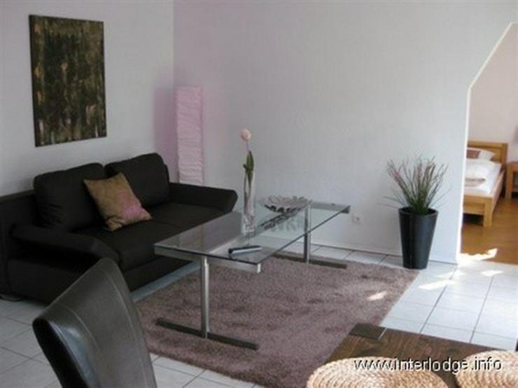 Bild 2: INTERLODGE Möblierte 3-Raum-Wohnung mit Südterrasse in bevorzugter Lage in Essen-Kettwig