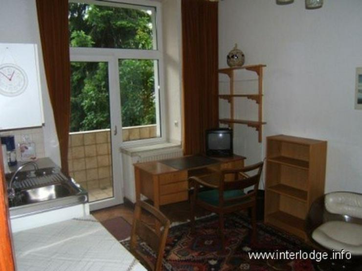 INTERLODGE Möbliertes Zimmer mit Balkon in ruhiger Lage in Essen-Altendorf - Wohnen auf Zeit - Bild 1