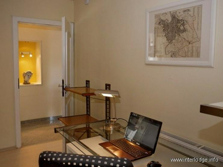 Bild 5: INTERLODGE Modern möblierte Wohnung, gute Ausstattung, mit Terrasse und Garten in Essen-H...