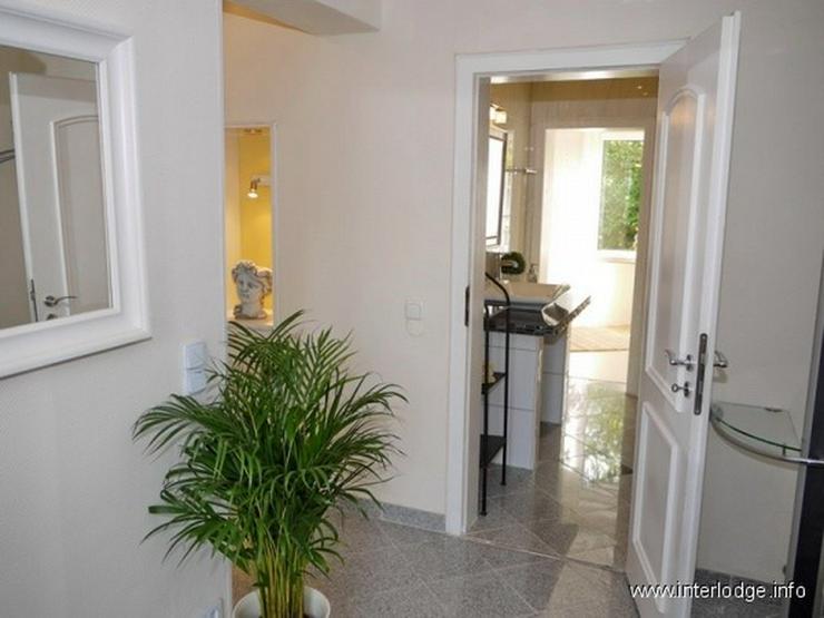 Bild 3: INTERLODGE Modern möblierte Wohnung, gute Ausstattung, mit Terrasse und Garten in Essen-H...