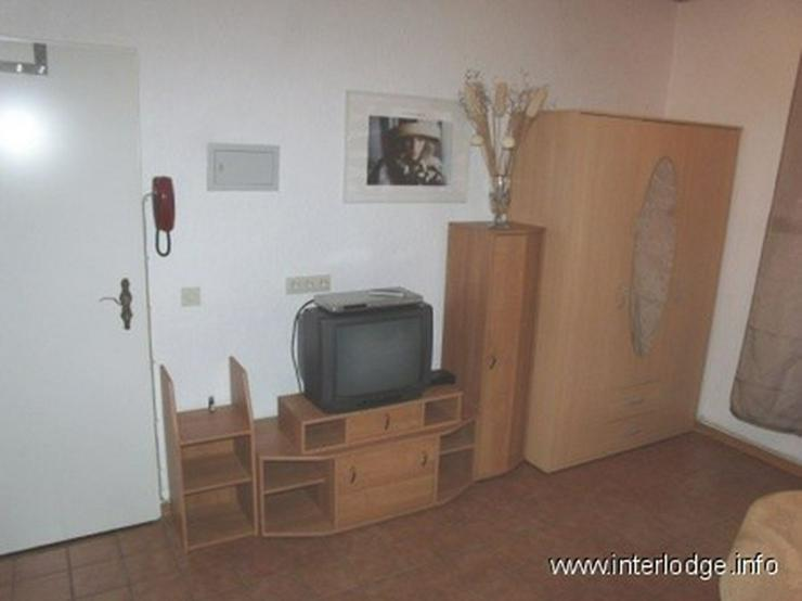 Bild 4: INTERLODGE Modern möbliertes Apartment mit separater Küche und Gartennutzung in Essen-Al...