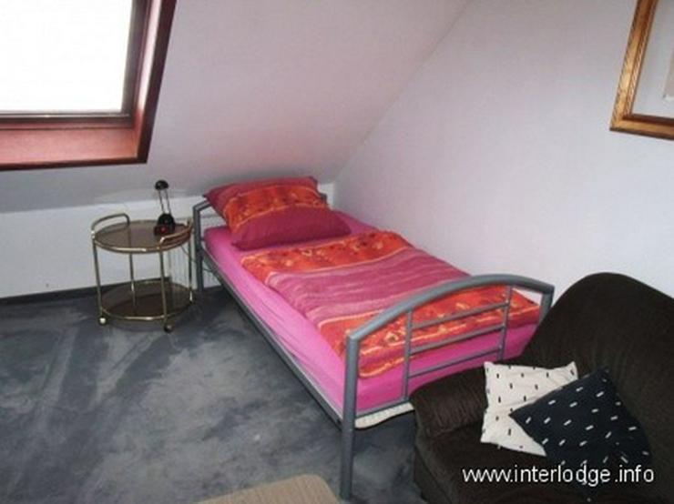 INTERLODGE Modern möbliertes Apartment mit separater Küche und Gartennutzung in Essen-Al... - Wohnen auf Zeit - Bild 1
