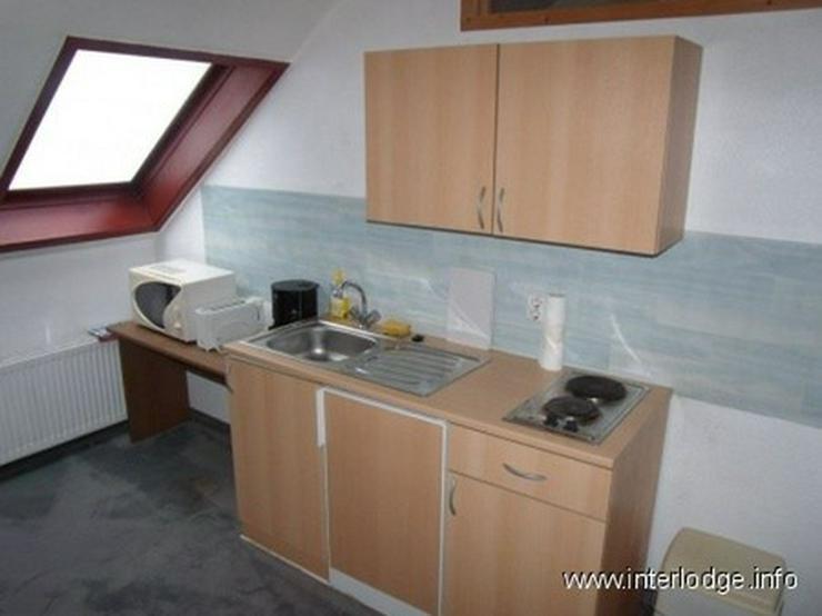 Bild 5: INTERLODGE Modern möbliertes Apartment mit separater Küche und Gartennutzung in Essen-Al...