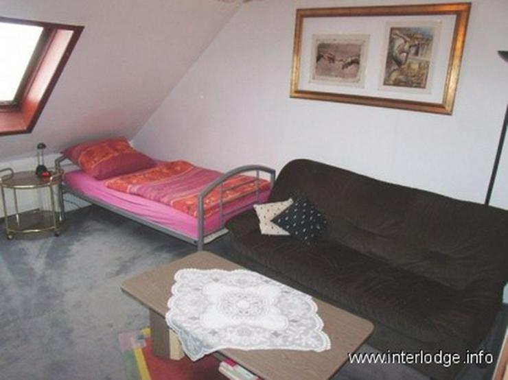 Bild 3: INTERLODGE Modern möbliertes Apartment mit separater Küche und Gartennutzung in Essen-Al...