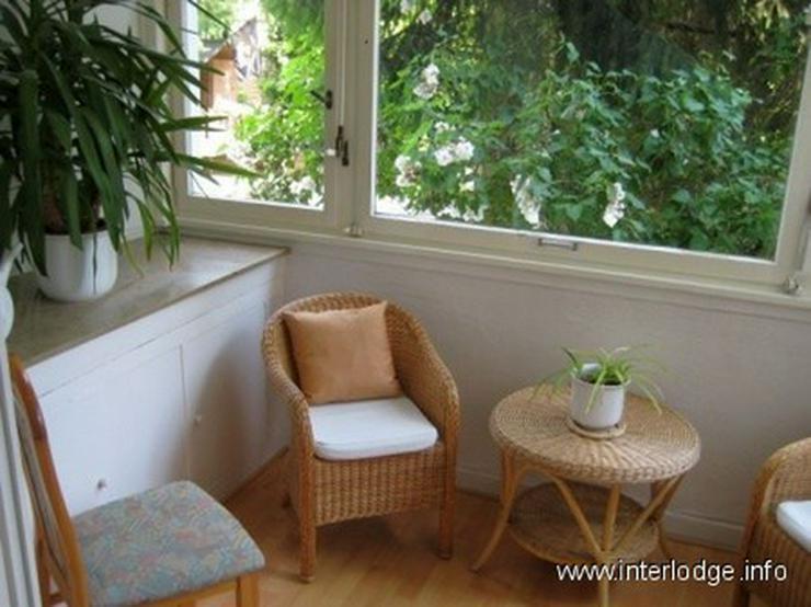 Bild 2: INTERLODGE Möblierte Wohnung in ruhiger Lage mit Wohnküche und Wintergarten in Düsseldo...