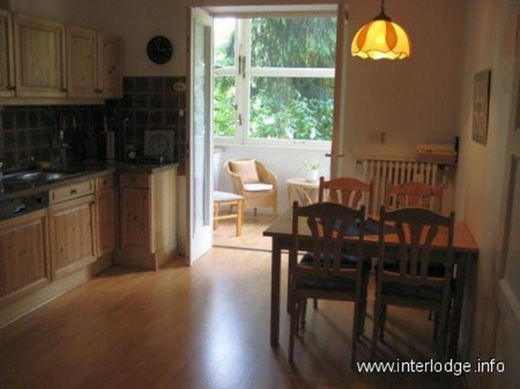Bild 3: INTERLODGE Möblierte Wohnung in ruhiger Lage mit Wohnküche und Wintergarten in Düsseldo...