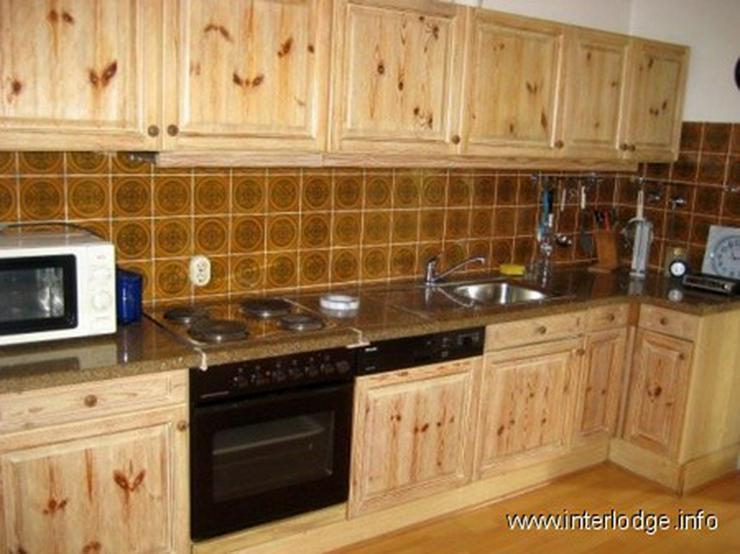 Bild 4: INTERLODGE Möblierte Wohnung in ruhiger Lage mit Wohnküche und Wintergarten in Düsseldo...