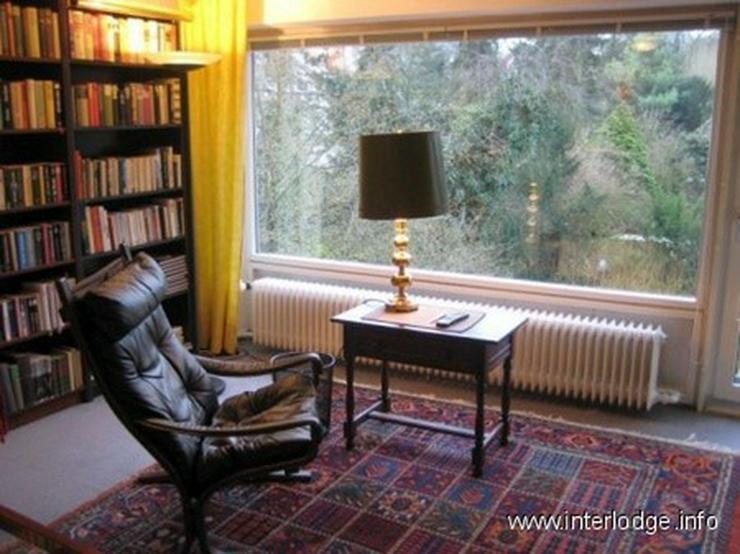 Bild 2: INTERLODGE Möblierte Wohnung in ruhiger Villenlage in Düsseldorf-Rath