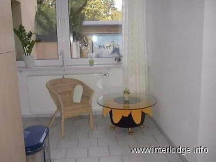 Bild 3: INTERLODGE Möblierte Wohnung mit gehobener Ausstattung, Garage und Terrasse in Essen-Bred...