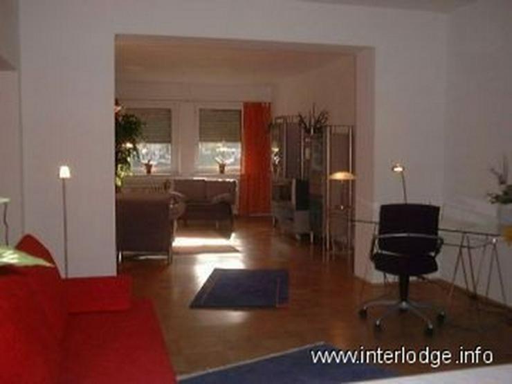 INTERLODGE Möblierte Wohnung mit gehobener Ausstattung, Garage und Terrasse in Essen-Bred... - Wohnen auf Zeit - Bild 1