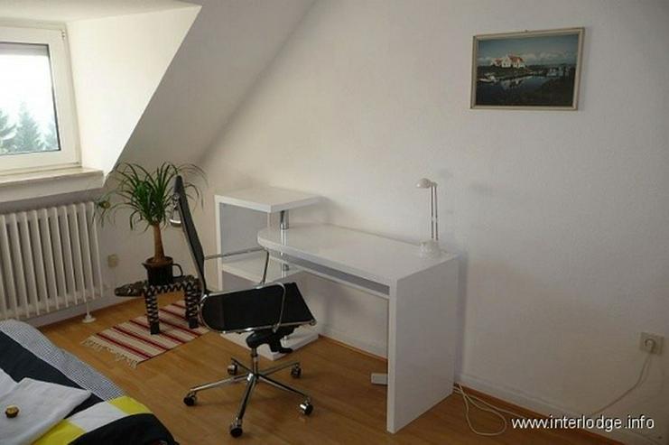 Bild 4: INTERLODGE Modern möblierte Wohnung mit 2 Schlafzimmer in ruhiger Lage in Essen-Hosterhau...