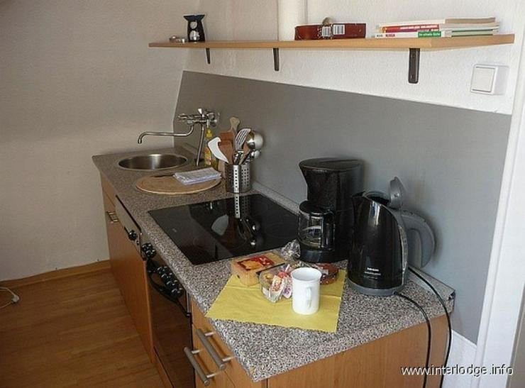 Bild 6: INTERLODGE Modern möblierte Wohnung mit 2 Schlafzimmer in ruhiger Lage in Essen-Hosterhau...