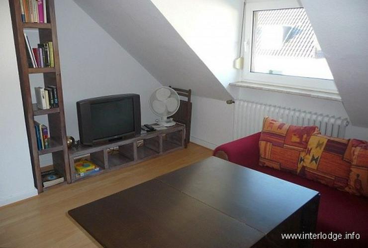 Bild 2: INTERLODGE Modern möblierte Wohnung mit 2 Schlafzimmer in ruhiger Lage in Essen-Hosterhau...